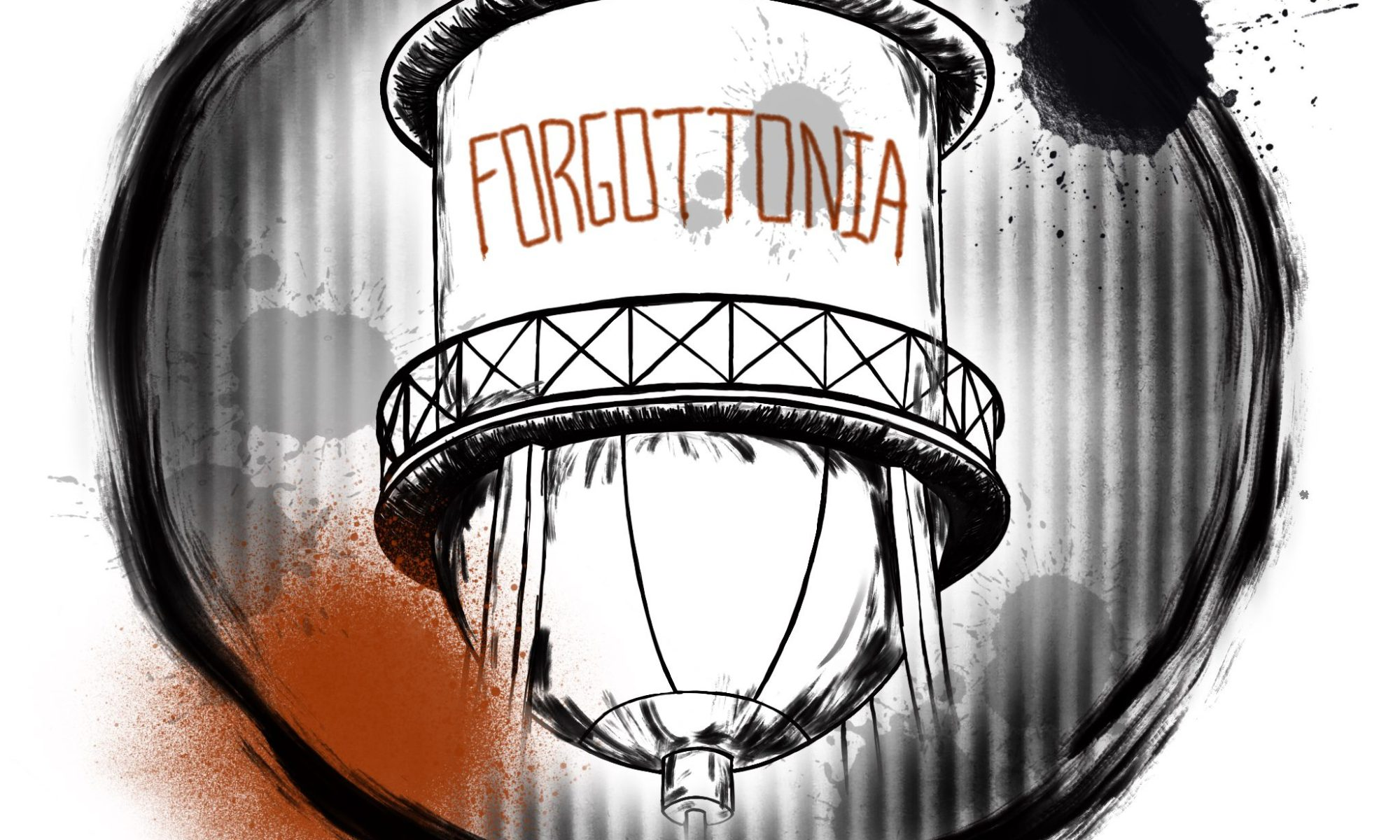Forgottonia Project Logo